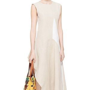 Outstanding Marni canvas/linen dress 10